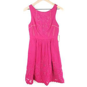 NWT Moulinette Soeurs Rhodedendron Dress Sz 0